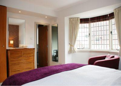 baille scott cottage bedroom