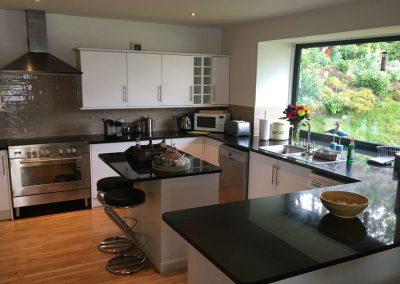 torridon boathouse luxury kitchen