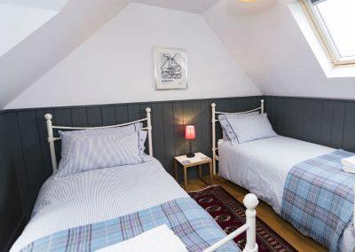 number nine bedroom one